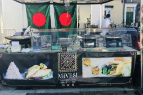 Mivesi Bangladeshi/Indian Street Food