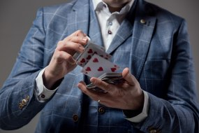 The British Hustle Magician