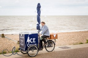 Ice Cream Tricycle Kent
