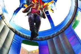 Airborne Adventure Inflatable
