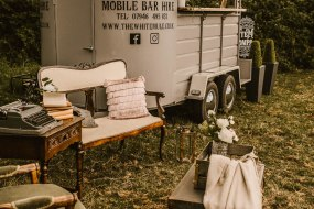 Our stunning trailer and lounge