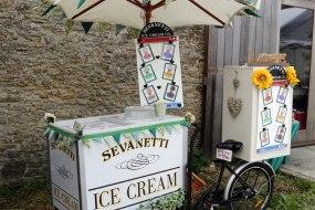 Sevanetti Ice Cream Bikes