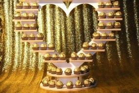 Ferrero Rocher Heart Display