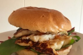 Cheezy Duz It - Halloumi Shack