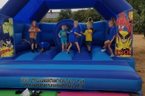 Topbanana Bouncy Castles