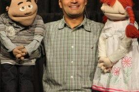 Daniel Dee - Puppeteer and ventriloquist