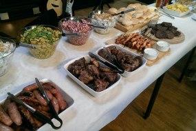 BBQ BUFFET 30th MAY 2015