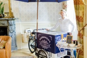 Garbanzo's Ice Cream Hire at Limpley Stoke Hotel
