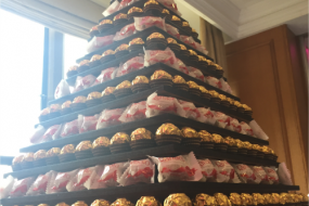 Ferrero Rocher Tower