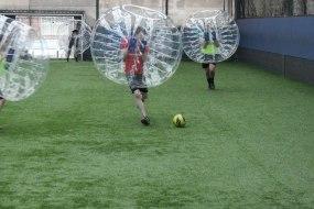 Bubble Football Edinburgh