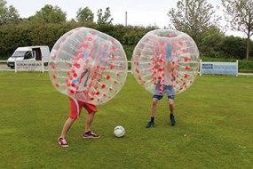 Bubble Football London
