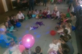 children's entertainers Rhondda cynon taff