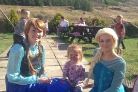children's entertainers south wales