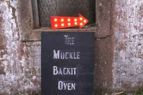 The Muckle Backit Oven