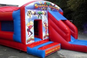 Bouncy Castle Hire in Cumbria