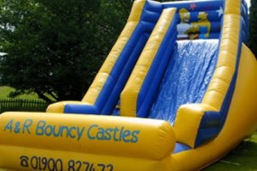 Bouncy Slide Hire in Cumbria