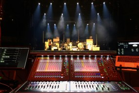 FOH for Mullally at Camden Roundhouse