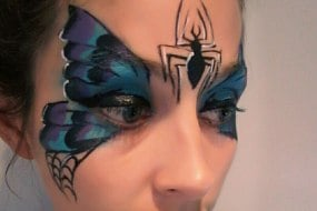 Mad Hatters Face Painting