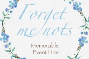 Forget Me Nots Hire