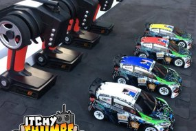 Itchy Thumbs Racing Car Party