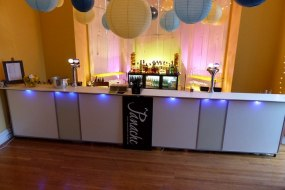 Mobile bar hire for weddings