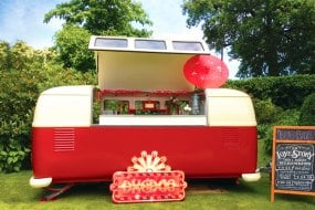 The Bugbar mobile 'pop up' bar
