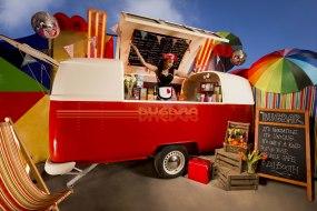 mobile bar VW camper