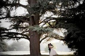 Wedding photo at Easthampstead Park, Bracknell
