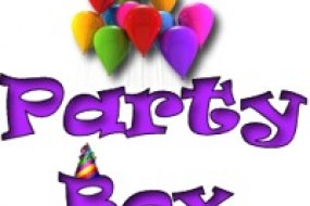 Party Box Aberdeen logo