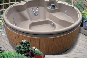 Orbis solid hot tub spa for hire from Hull Hot Tubs and Spas