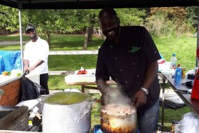 Ren's Kitchen Caribbean Food