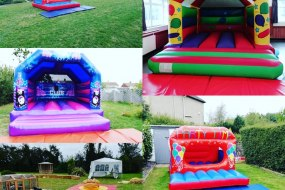 Bouncy Monkeys Inflatable Hire