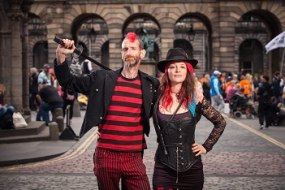 Captain Jackdaw and the Rumbucket - Edinburgh Fringe