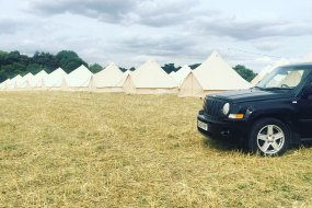 Unforget-a-bell glamping