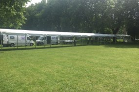 Frame marquee hire for festivals