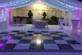 Frame marquee hire