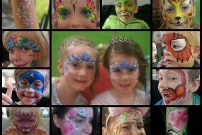 face painting chase the stars
