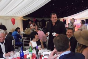 Matthew Barker Magic and Mystery Entertainer