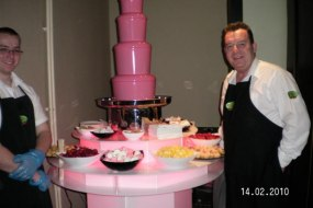 Welsh Chocolate Fountains & Photo booth