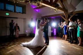 Wedding at Doxford Barns