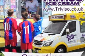 ice Cream Van Hire Sports  Events Southport Liverpool Sefton