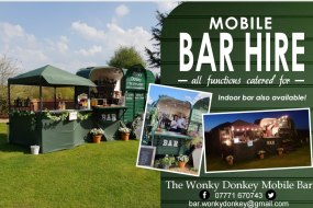The Wonky Donkey Mobile Bar