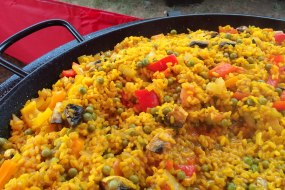 Paella Sunset Event Catering & hog roasts