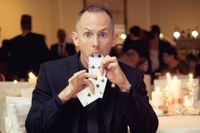 James Kirman Magician