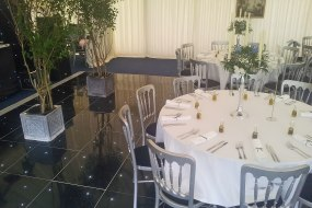 starlight dance floor hire