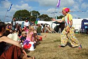 Circus Clown Rico