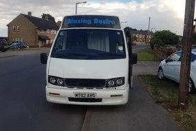 Blazing Desire Limousine/Party Bus hire