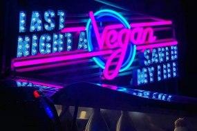 Last Night A Vegan Saved My Life