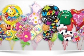Many types of Balloons Available