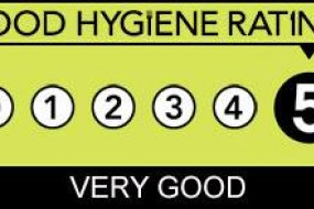 Our Premises Recieved a 5 Very Good from the Food Standard Agency!